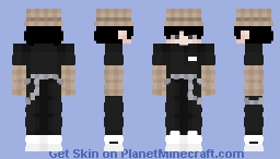 boy Minecraft Skin