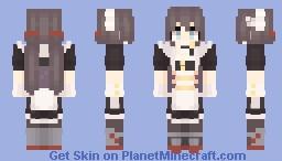 Azur Lane / Glasgow [Default] Minecraft Skin