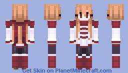 🍄 Winter Wishes [SF] 🍄 Minecraft Skin