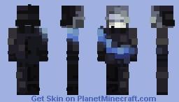 Recluse Minecraft Skin