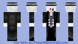 ~Dr. Nikola Elswyer~ [+] たまり水 [+] Minecraft Skin