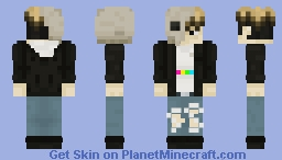 When do you know you are dead? Minecraft Skin