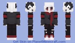 ~ 𝓐 𝓷 𝔁 𝓲 𝓮 𝓽 𝔂 ~ Minecraft Skin