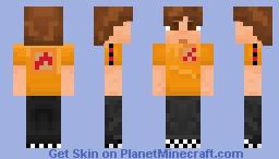 so uhhh like me also hi Minecraft Skin