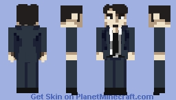 Dan Smith (killer7) Minecraft Skin