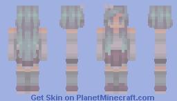 sf- story of my life Minecraft Skin