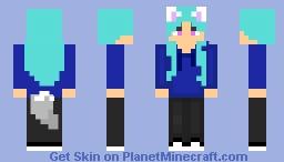 Grace (redo) Minecraft Skin