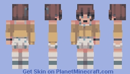 Summer Sun Minecraft Skin