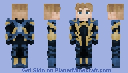 Star-Lord | Marvel Comics | Request Minecraft Skin