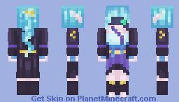 Ⲋⲣⲓⲅⲓⲧ Ⲃⳑⲟ⳽⳽ⲟⲙ: Ѵⲇⲩⲛⲉ ⚘ || League of Legends Minecraft Skin