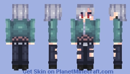 Gregory ~❖OC❖ Minecraft Skin