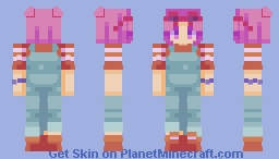 Pinky Promise ~ SF Counter Attack Minecraft Skin