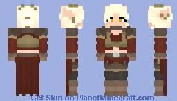 [LOTC] Azdrazi Lady Minecraft Skin