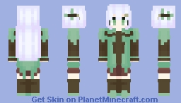 i should stop making original skins because i can't think of titles Minecraft Skin
