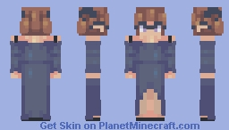 Ace, but snazzy for no reason B) ~ Persona ~ SoulBlade Minecraft Skin