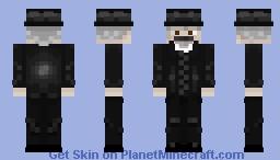 """Detective Hamrick """"Alex"""" Minecraft Skin"""