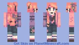 Valentine Minecraft Skin