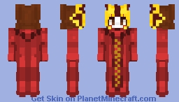 💫 so this is how liberty dies, with thunderous applause 💫 [ Padme Amidala ] Minecraft Skin