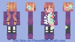 Hanahaki~ [+Art] Minecraft Skin