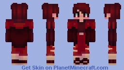 And now I wanna see you in june Minecraft Skin