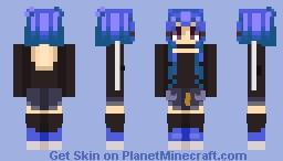 Thalia~ Minecraft Skin