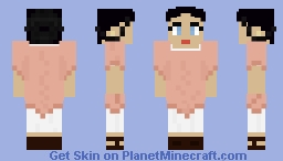 Middle Class Woman - Ancient Rome Minecraft Skin