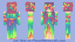 Contest Entry - Blind For Love Minecraft Skin