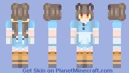 Cat Maid - 🍱🐈 Minecraft Skin