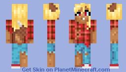 ᗩᑎIᗰᗩᒪIᔕTIᑕ 【Request】 Minecraft Skin