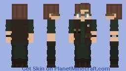Sergeant Joker (Full Metal Jacket) Minecraft Skin