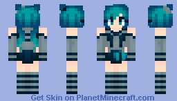 | Depths | ~* Marma *~ Minecraft Skin