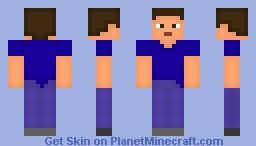 Existien Minecraft Skin