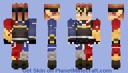 Klein - Alfheim Minecraft Skin