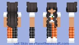 *+ Skintober day 19 - Alicia +* Minecraft Skin