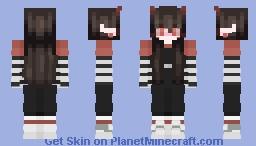 alien Minecraft Skin