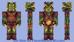 Kaiman (Stream Server PBL - Week 1) Minecraft Skin