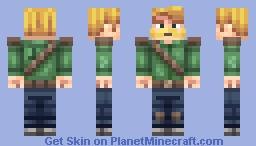 AloneCameJosh Minecraft Skin