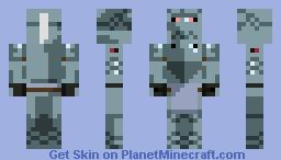 Alphonse Elric Minecraft Skin