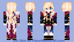 ★Prince Xanthus★ [Original Character] Minecraft Skin