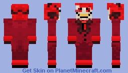 Alastor HH Minecraft Skin