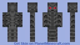 Altorian Endoskeleton Minecraft Skin