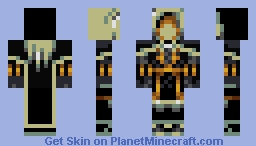 Alucard SoTN Minecraft Skin