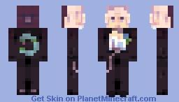 📽 ᴀᴍᴀɴᴀᴅɪᴇʟ 🖤 Minecraft Skin