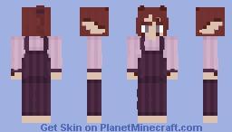 Amara Anthar - The Small Wyvern - Version 1 Minecraft Skin