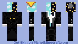 equinox Minecraft Skin