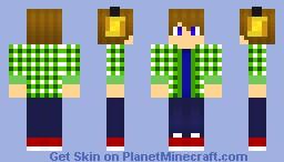 Cool Boy! Minecraft Skin