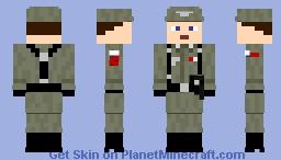 TMITHC [HEER] American Unteroffizier Minecraft Skin