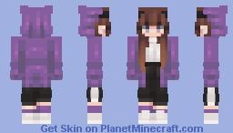 𝔞𝔪𝔢𝔱𝔥𝔢𝔶𝔰𝔱 - 𝔭𝔢𝔯𝔰𝔬𝔫𝔞 Minecraft Skin