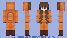 i was doing tasks in electical Minecraft Skin