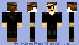 Pirate Man Minecraft Skin